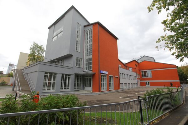 Клуб имени Фрунзе