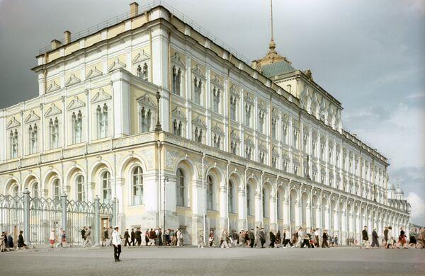 Кремлевский Большой Дворец