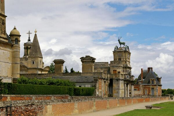 Замок Ане во Франции