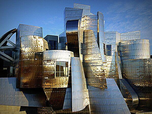 Здание Художественного музея Вейсмана в Миннеаполисе