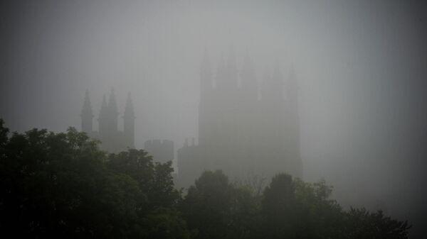 Шотландский замок