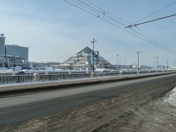 ТРЦ Пирамида в Казани