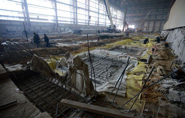Рабочая поездка Д.Рогозина в Амурскую область на космодром Восточный