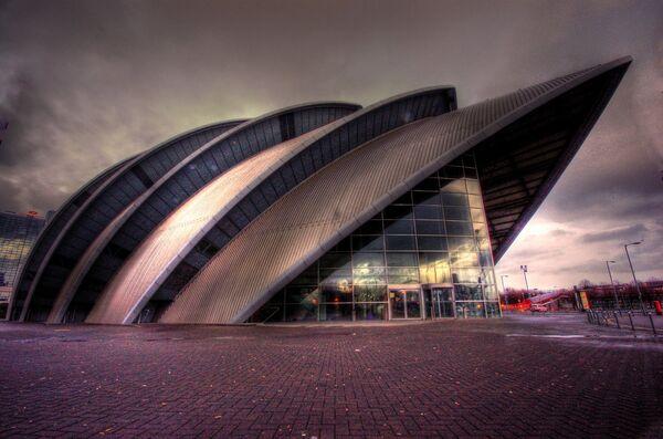 Шотландский конференц-центр