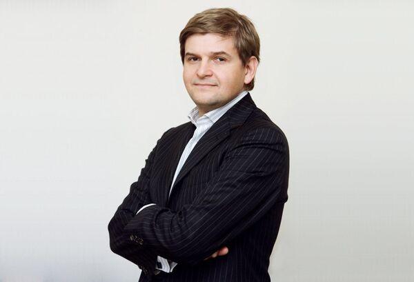 Управляющий партнер Blackwood Константин Ковалев