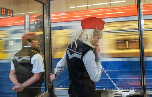 Открытие станции метро Котельники