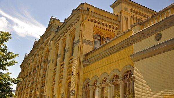 Хоральная синагога Бродского в Киеве. Архивное фото