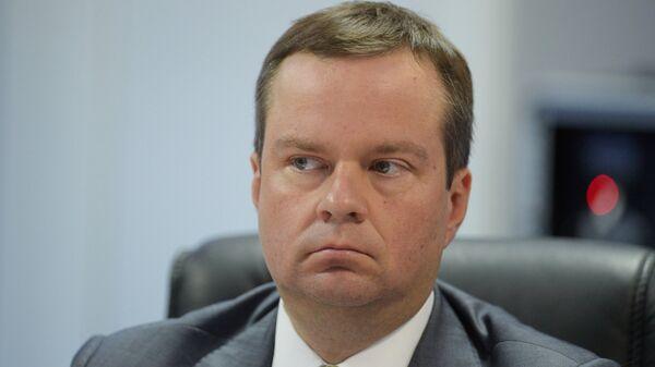 Заместитель Министра финансов Российской Федерации Алексей Моисеев