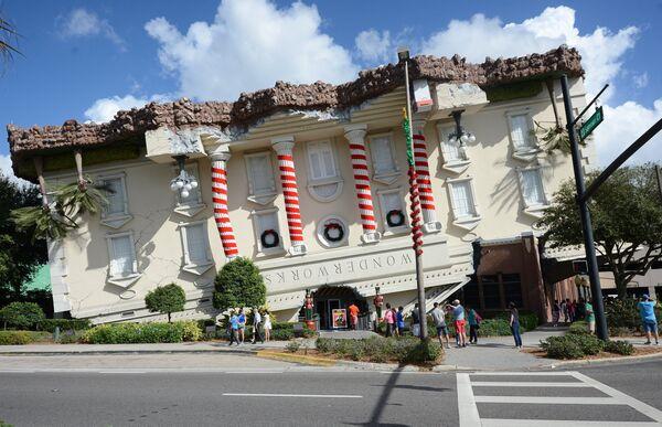 Парки развлечений во Флориде