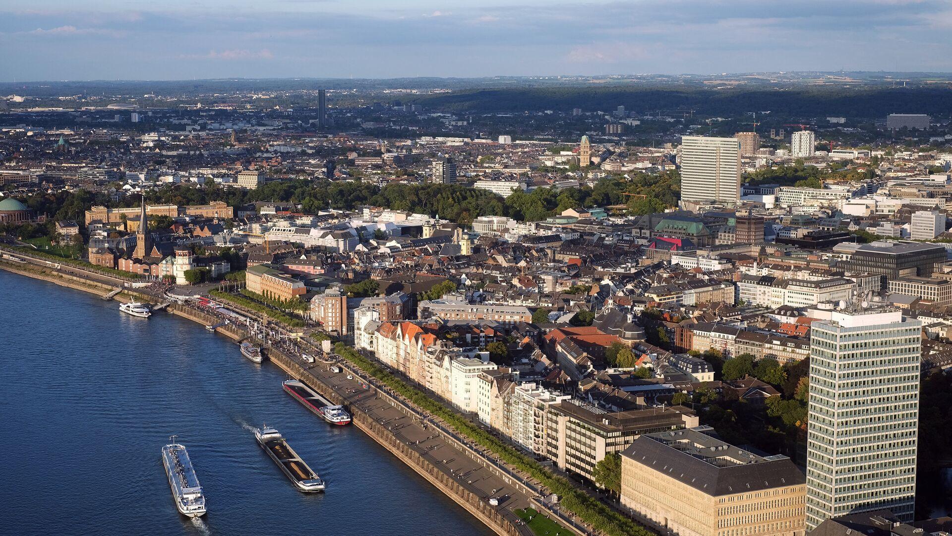 В Дюссельдорфе запустили приложение с маршрутами без светофоров