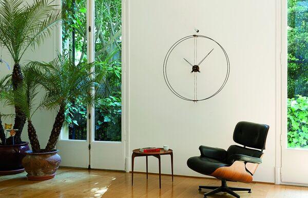 Вне времени: 10 способов превратить часы в креативный декор интерьера