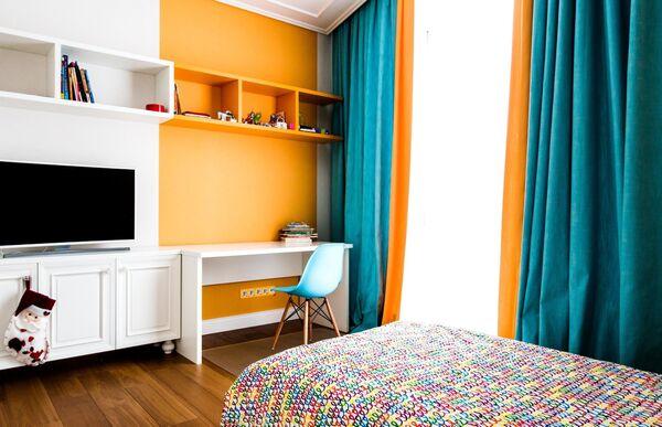 Уютные краски: как с помощью цветовой гаммы создать настроение в доме