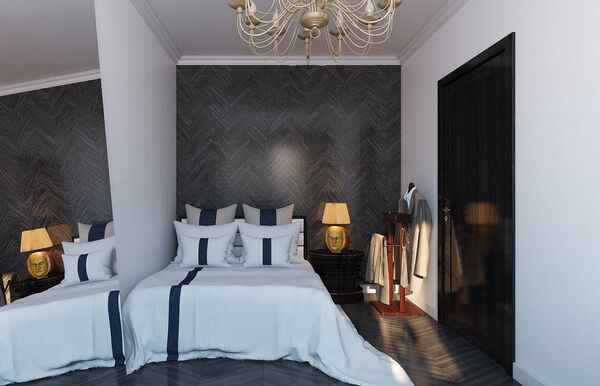 Обои долой: 8 альтернативных способов отделки стен в квартире