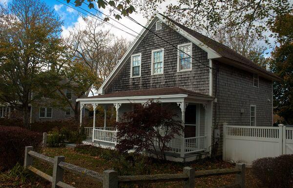 Дома в стиле Cape Cod