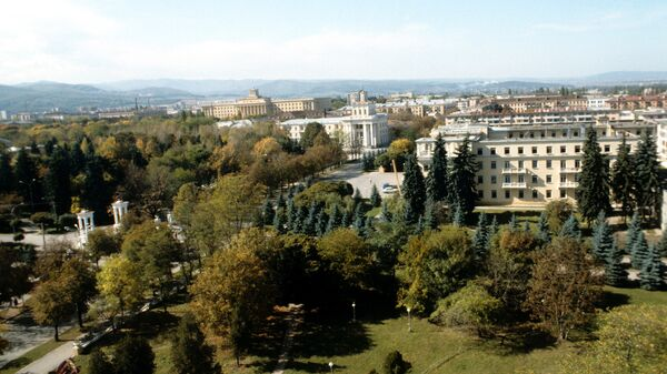 Столица Кабардино-Балкарии Нальчик
