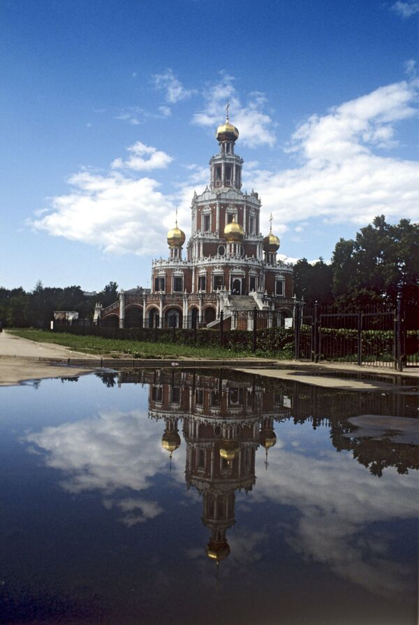 Церковь Покрова Пресвятой Богородицы в Филях