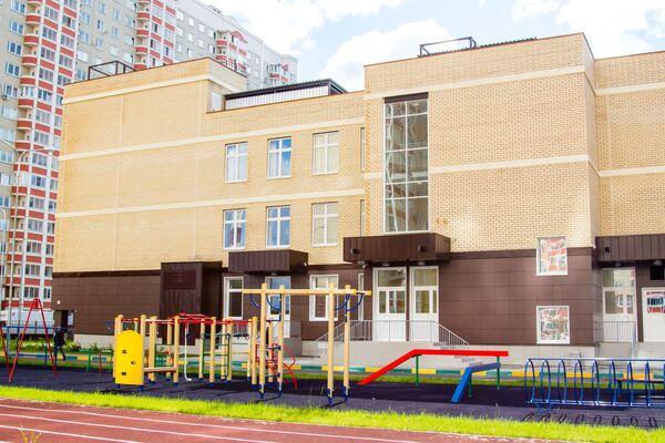 Новая школа ГК Гранель в Балашихе