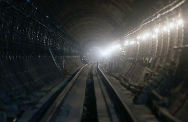 Ход строительства станции Фонвизинская