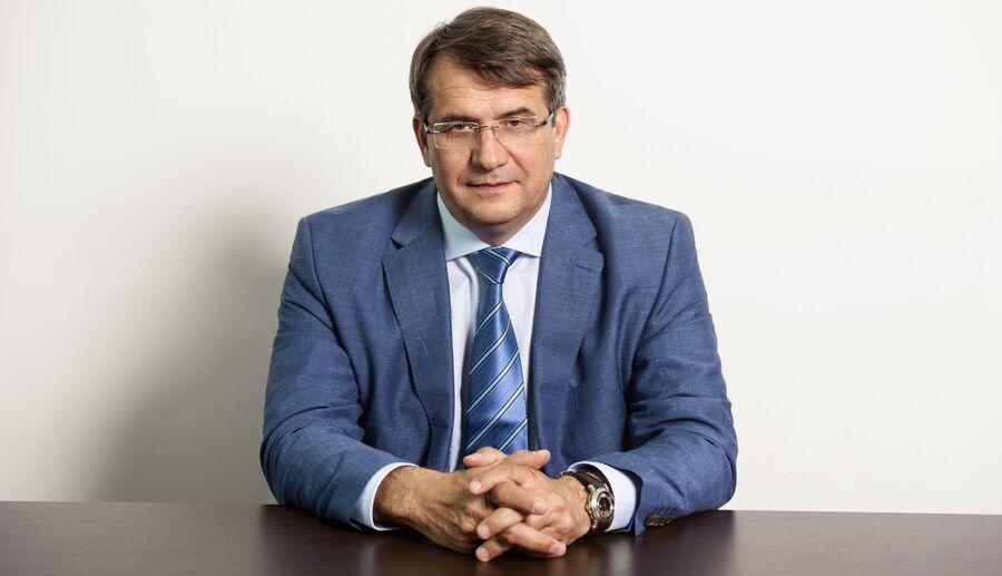 Генеральный директор АО Мосинжпроект Марс Газизуллин