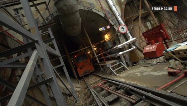 Второе кольцо метро: как строят участок Рубцовская - Авиамоторная