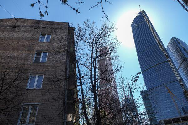 Пятиэтажки под снос в рамках программы реновации в Москве