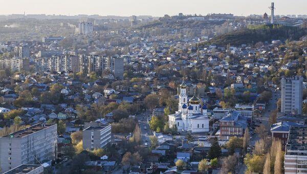 Города России. Саратов. Архивное фото