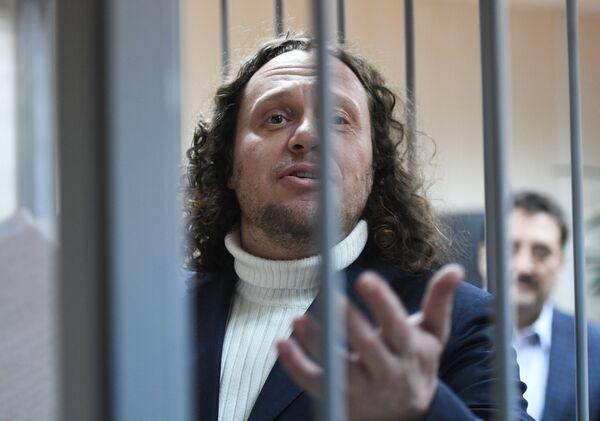 Заседание суда по делу бизнесмена Сергея Полонского