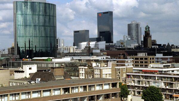 Новый район Роттердама
