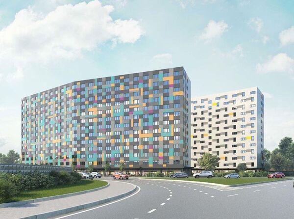 Проект гостиницы в Строгино