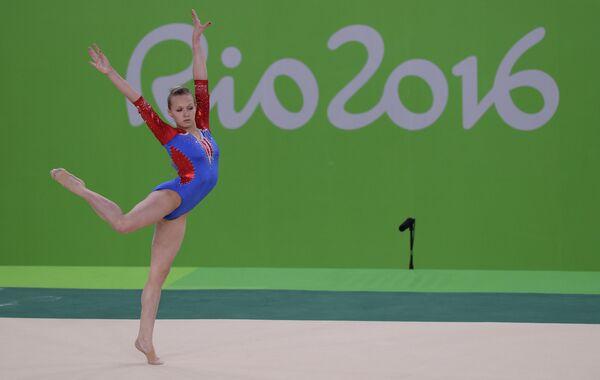 Дарья Спиридонова (Россия)