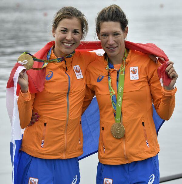 Женская сборная Нидерландов по академической гребле