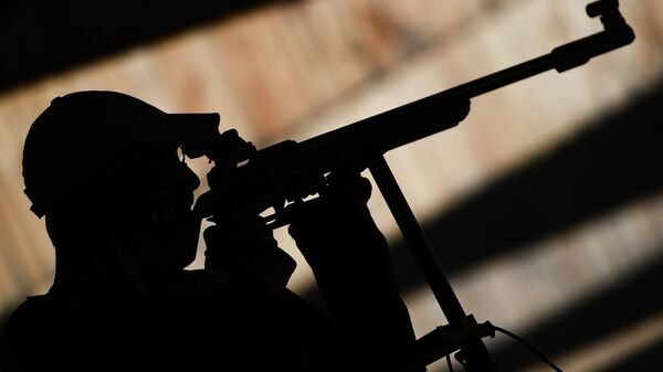 Пулевая стрельба из винтовки