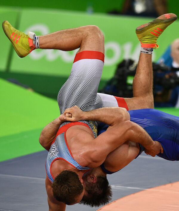 Хейки Наби и Сергей Семенов (слева направо)