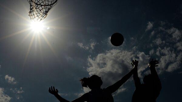 Женский баскетбол 3х3