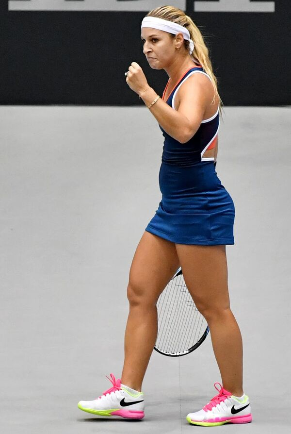 Словацкая теннисистка Доминика Цибулкова