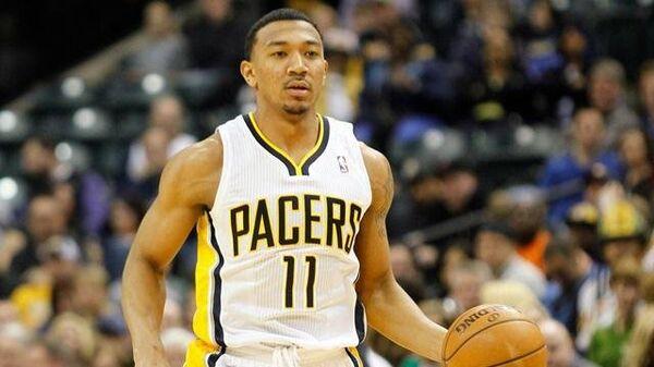 Американский баскетболист Орландо Джонсон