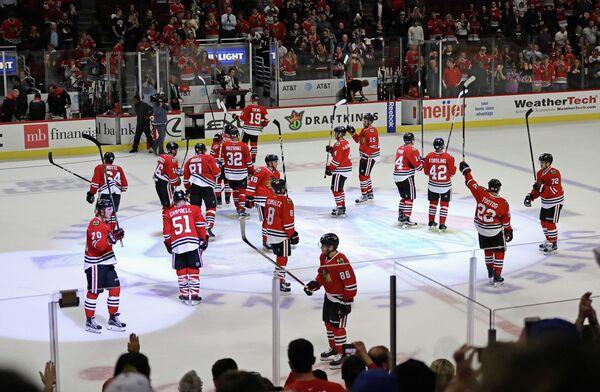 Хоккеисты Чикаго