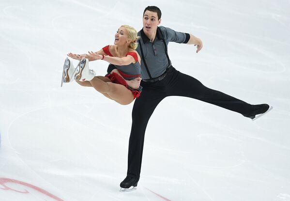 Алена Савченко и Брюно Массо (Германия)