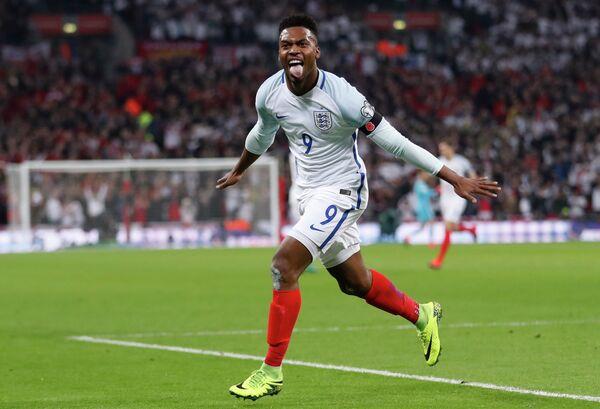 Нападающий сборной Англии по футболу и Ливерпуля Дэниэл Старридж