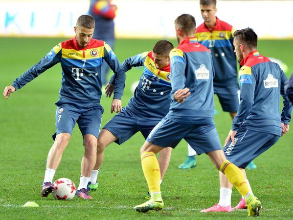 Игроки сборной Румынии
