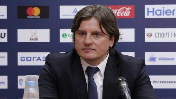 Тренер нижнекамского Нефтехимика Андрей Потайчук