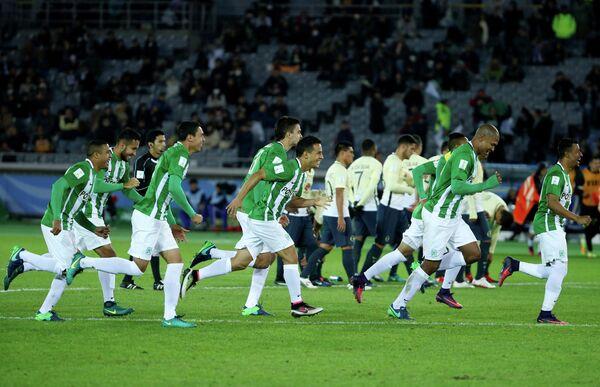 Футболисты Атлетико Насьоналя