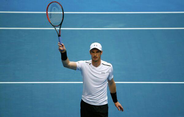 Британский теннисист Энди Маррей