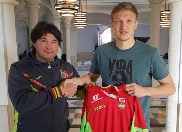 Александр Пуцко (справа)