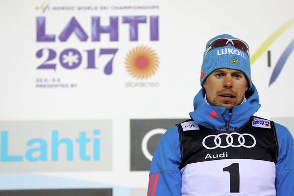 Сергей Устюгов (Россия)