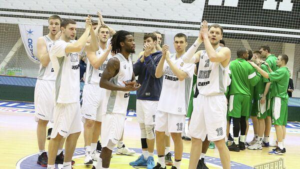 Игроки БК Нижний Новгород
