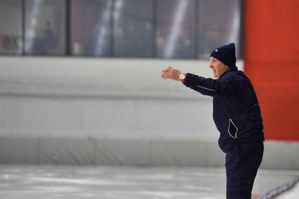 Главный тренер иркутского клуба «Байкал-Энергия» Евгений Ерахтин