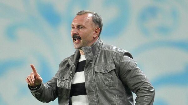 Главный тренер Сибири Игорь Криушенко