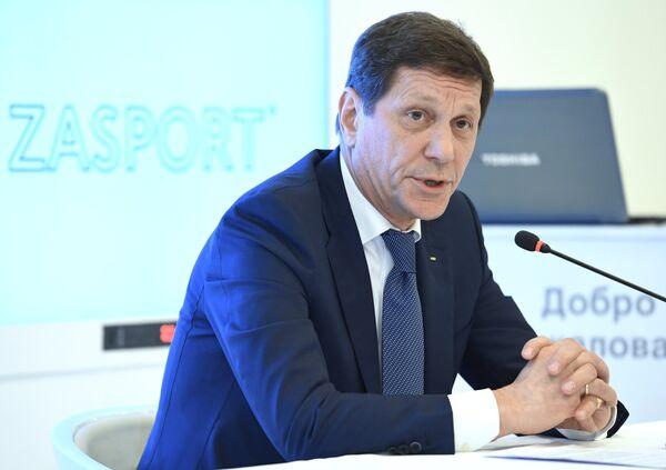 Президент Олимпийского комитета России (ОКР) Александр Жуков