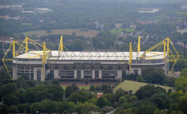 Стадион дортмундской Боруссии Сигнал Идуна Парк